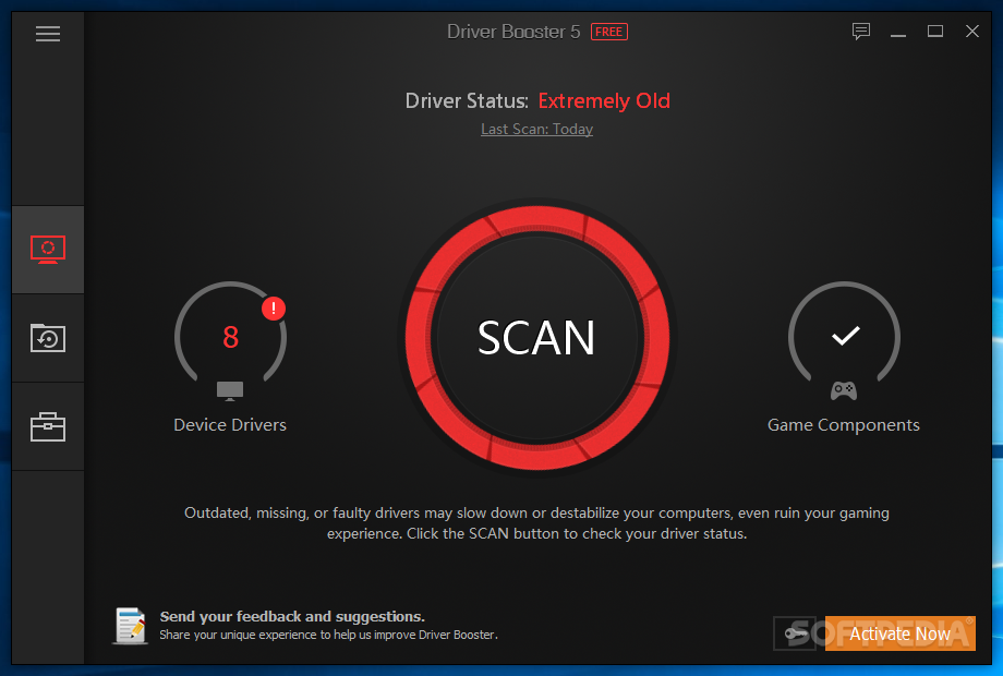IObit Driver Booster Pro 8.7.0.529 Crack With License Key 2021 Free