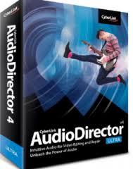 CyberLink AudioDirector Ultra 10.0.2315.0 Crack